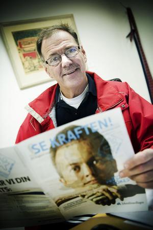 Janne Wahlman, arbetsförmedlare som jobbar för att få ut fler funktionsnedsatta på arbetsmarknaden.
