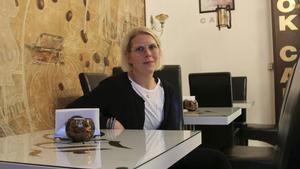 När företrädaren slutade, tog Maria Eldståhl vid. Hon är nu utbildad viktväktarcoach och ansvarar för tisdagsmötena i Fagersta.