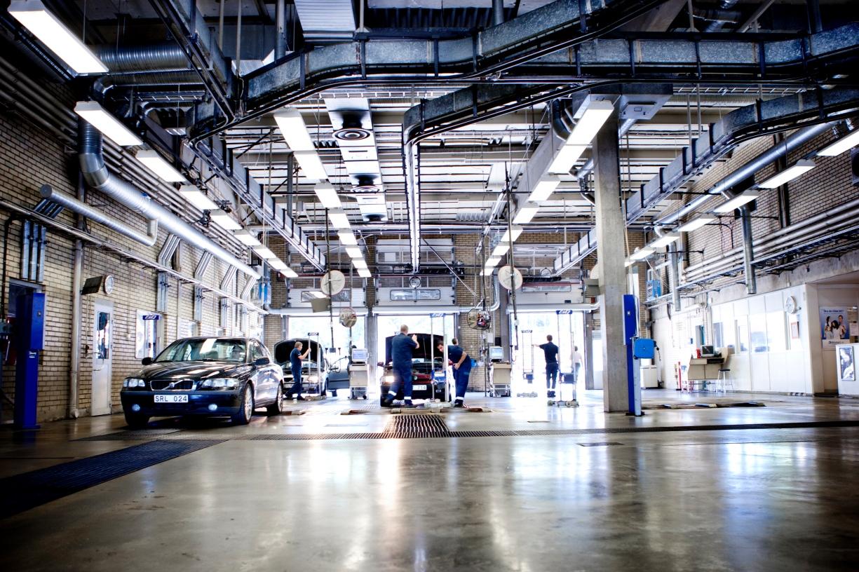 Bilprovningen saljer 70 stationer