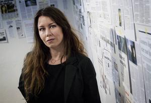 Anna Odell i utställningen