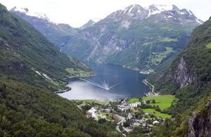 Norge håller