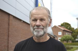 Anders Tulkiewicz från bostadsrättsföreningen på Ringvägen 10. Foto: Arkiv