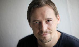 Marcus Berglund, reporter och krönikör.