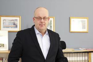 Mats Berglund, tvingas bort från NVU. Vice ordförande i direktionen, Henning Bask (S), sa tidigare under sommaren att han