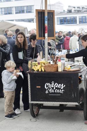Kødbyens Mad & Marked har något för alla smaker.    Foto: Annika Goldhammer