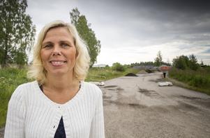 Johanna Örnehag är rektor för Monitorskolan.