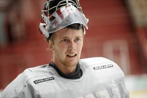 Henrik Haukeland är tillbaka i mål för Timrå