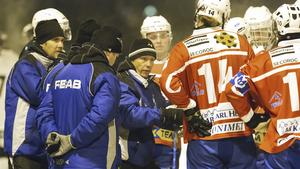Alexander Zinkevitch tyckte inte att hans lag var riktigt redo mentalt efter den sköna segern i förra omgången.