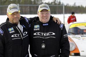 Mats Myrsell och Esko Junttila inledde EM-säsongen med en andraplats i spanska Costa Brava-rallyt.