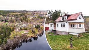 En 1,5-plansvilla vid sjön Varpan toppade Klicktoppen vecka 21.