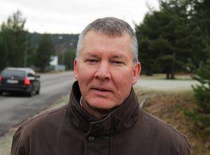 Lars Höglund, regionchef Eon Norrland.