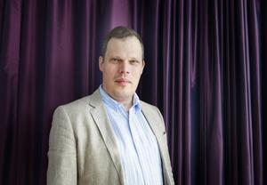 Andreas Klingström, planchef, är ansvarig för rekryteringarna av tjänstemän till Södertälje kommuns samhällsbyggnadskontor.