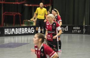 Anna Wijk och Therése Karlsson imponerade i bortamatchen mot Pixbo i söndags kväll.