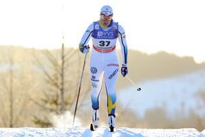 Britta Johansson Norgren blev näst bästa svenska i Lillehammer.