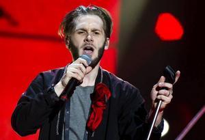 Deltävlar. Christian Walz tävlar i Melodifestivalens andra deltävling    i Göteborg på lördag.