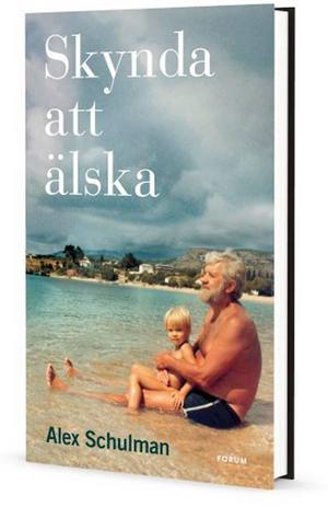 Alex Schulman har skrivit en bok om sin pappa.Foto: scanpix