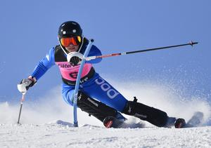 Agnes Dahlin, Hudik Alpin femma
