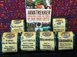 Det gör skillnad om du väljer Fairtrade-kaffe, påpekar skribenten. Arkivfoto :AP