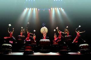 Yamato från Nara i Japan bjöd på mytologisk krigskonst i världsklass.