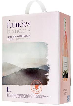 Les Fumées Blanches Rosé 2016.