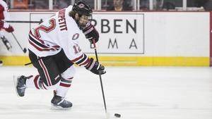 Brock Montpetit är en av VIK Hockeys nyförvärv till säsongen 2014/15.