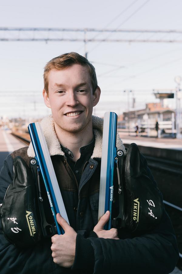 Gustav Åkesson.