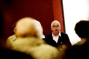 """Inget fel. Styrelsen för Föreningen Briggen Gerda tycker inte att de hade kunnat göra på något annat sätt. """"Alla som vi ser som möjliga sponsorer har redan varit med och bidragit till byggandet"""", säger ordförande Berndt Adetoft."""