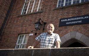 SO-lärare Ulf Pettersson lämnar Karlbergsskolan – men kanhända kommer han att rycka in extra ibland. För att få träffa kollegor, elever och få smaka på skolatmosfären igen.