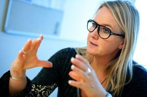 Helt fantastiskt vi får fortsätta efet 2014 säger Maria Engholm, processledare på Triple Steelix vars stålkluster i Bergslagen omfattar 700 företag runt stålindustrin med 22 000 anställda