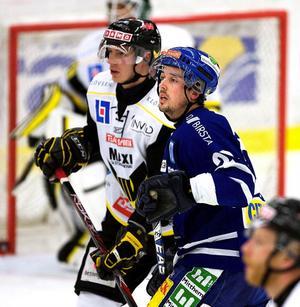Daniel Olsson var tillbaka i speldugligt skick efter skada mot Västerås och gjorde en bra match utan att hamna i målprotokollet.
