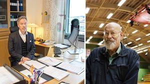 Stefan Söderlund och Anders Öhrn.