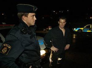 Ingemar Öhman och Jesper Claesson gjorde en hjälteinsats i samband med räddningen.
