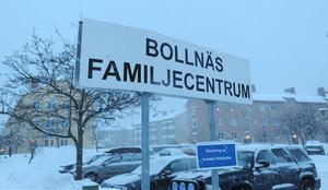 Bollnäs Familjecentrum – med bland annat öppen förskola – finns på Gärdet, i före detta hälsocentralens lokaler.