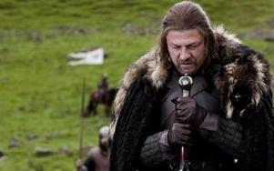 Lord Eddard Stark - en trofast karaktär i fantasyserien