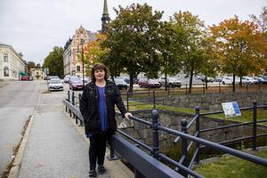 Enhetschefen Ann-Catrine Norling tycker att de åtgärder som vidtagits för att förbättra hemsjukvården har fått verkan.