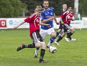 Stugsund jobbade till sig en poäng i toppmötet mot Delsbo.