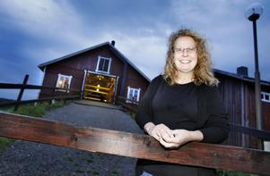 Tolfte danssäsongen är över på Älvstagårdens dansloge och Agneta Tjärrnlund har ingen anledning att hänga läpp.