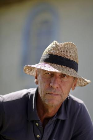 Författaren Håkan Nesser. FOTO: SCANPIX