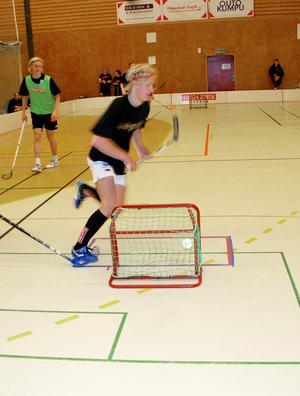 Magnus Traut sätter ett fjärde mål.