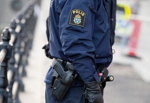 Vanligaste orsaken till att brott inte anmäls är att den utsatte inte tror att polisen kan göra något.Foto: Jonas Ekströmer / SCANPIX