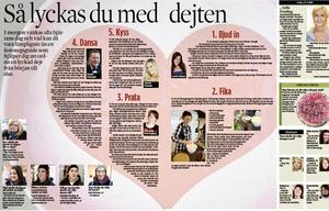 S dejtar singlarna i Vsternorrland - Allehanda
