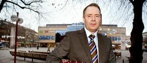 Michael Schilling, tidigare vd för Emmi Nordic.