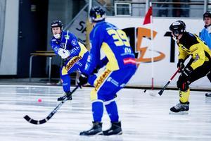 Patrik Gustavsson Thulin toppar den interna poängligan i Nässjö med 26 poäng (16+10).
