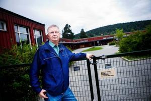 """""""Det smäller bara till så är barnen ur blickfånget, det är viktigt att vi vuxna är duktiga på att stänga grindarna efter oss"""", säger Åke Wallin."""