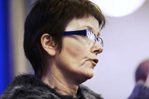 P-M Johansson Landsbygdspartiet oberoende Nora