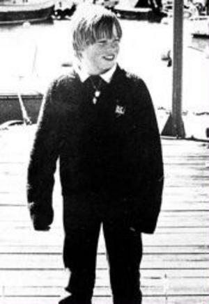 Johan Asplund försvann från sitt hem i Bosvedjan 7 november 1980.