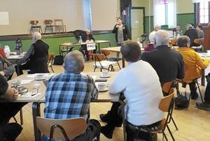 Kommunala vård- och matfrågor stod på agendan då PRO Säfsnäs höll medlemsmöte den 17 januari.