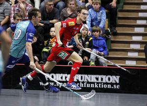 Johan Wedin gör comeback.