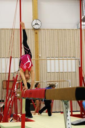 Under helgen anordnar Östersundsgymnasterna två tävlingar för yngre gymnaster, både Rikscupen och Östersundspokalen.