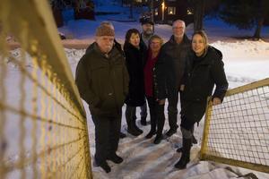 Vindkraftsgruppen i Los/Kårböle består av Stellan Fagrell, Tommy Olsson, Sigrid Geijtenbeek, Robin Lundqvist, Birgitta Dahlström, Lennart Canskog och Jenny Breslin.